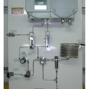 Sistema de amostragem de gases